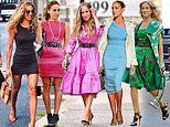 Sarah Jessica Parker's new 'Carrie dress' sends Sex And The City fans into global meltdown