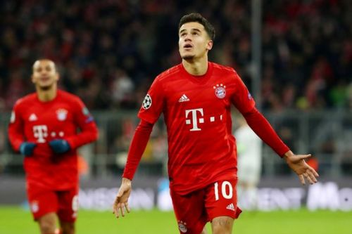 Bayern Munich 3-1 Tottenham player ratings as Philippe Coutinho catches the eye