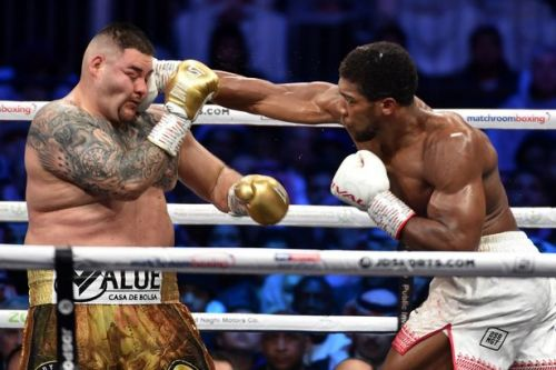 Anthony Joshua names boxing legends he is learning from after beating Andy Ruiz Jr