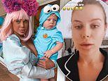Skye Wheatley shares son Forest's first birthday video after saying she's going offline
