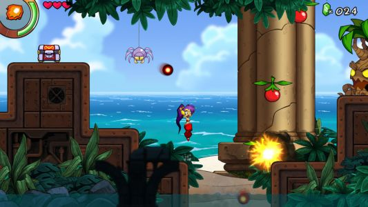 Shantae And The Seven Sirens review - half-genie zero