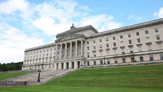 Over 50 tonnes of food waste thrown away at Stormont