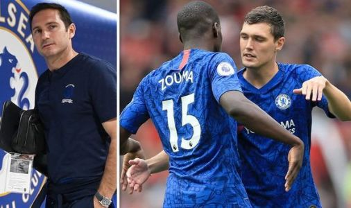 Chelsea boss Frank Lampard willing to sell five players to raise money for new signings