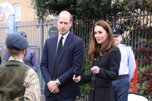William and Kate back at work as Queen spends 95th birthday without Philip