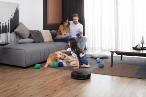 Having pets doesn't mean ditching your robot vacuum