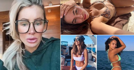 Why are celebrities and influencers still in Dubai - what are they working on?