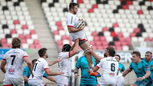 Sensational five-try first half sets Ulster up for bonus point success over Dragons to maintain unbeaten start