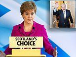 Nicola Sturgeon demands second Scottish independence vote