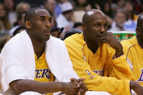 Khloe Kardashian's ex says Kobe Bryant was going to help him with gambling issue