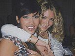 Kim Kardashian shares throwback snap with BFF Alison Statter and pokes fun at herself