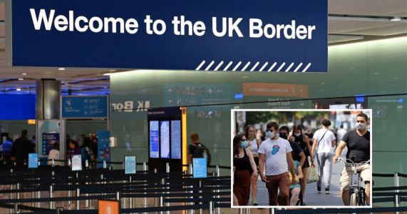 Belgium 'set to join UK quarantine list but France and Malta will stay exempt'