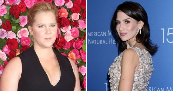 Amy Schumer weighs in on Hilaria Baldwin Spanish controversy: 'I hope she gets to visit Spain'