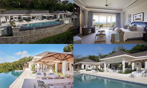 Prince William and Kate Middleton's luxury Mustique home revealed: ALL the photos