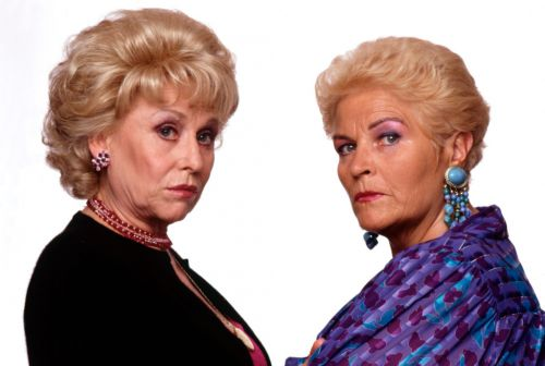 EastEnders to air iconic Pat and Peggy showdown on BBC One