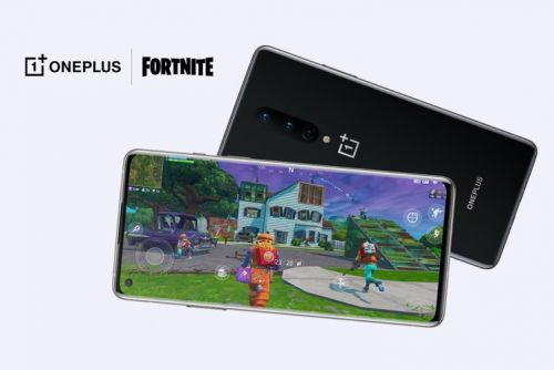 OnePlus partners up with Epic Games to bring 90FPS Fortnite to the OnePlus 8 line