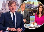 Richard Madeley discusses being the 'front-runner' to be the new co-host on Good Morning Britain
