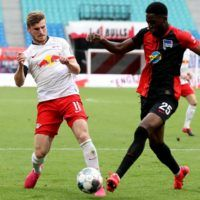 Lacklustre Leipzig Held to a Draw by Hertha