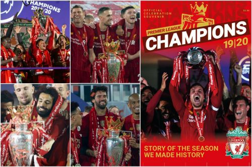 The definitive review of Liverpool's 23 Premier League title-winners of 2019/20