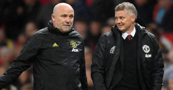 Man Utd ahead of schedule but need Europa League trophy, claims coach