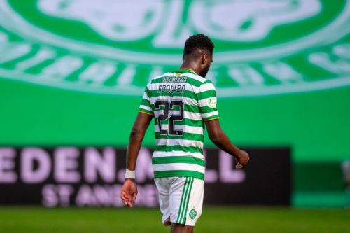 Odsonne Edouard paid ultimate Celtic striker compliment by Martin O'Neill