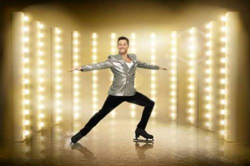 Meet Joe Swash - the former soap star, presenter and Dancing on Ice contestant