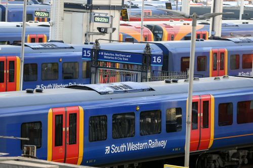 South Western Railway latest train firm on brink of being nationalised