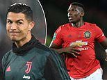 Cristiano Ronaldo 'approves Juventus bid for Manchester United's Paul Pogba in January'