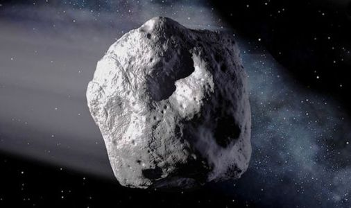 NASA asteroid SHOCK: Space agency tracks MILE-WIDE space rock barreling past Earth TONIGHT