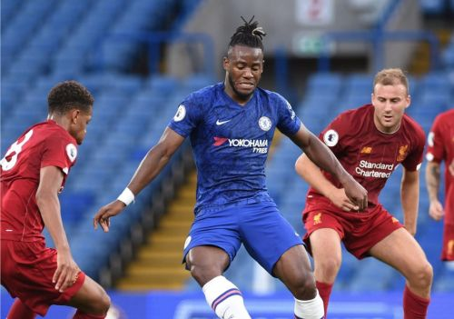 Chelsea fans - here's a useful reminder of why Michy Batshuayi doesn't start