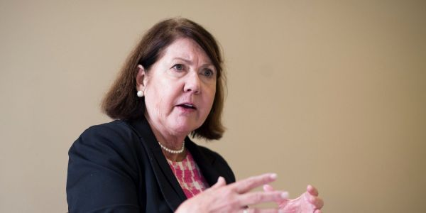 Rep. Ann Kirkpatrick looks to defend her seat against Brandon Martin in Arizona's 2nd Congressional District