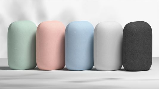 Google launches Nest Audio, a new smart speaker focused on sound