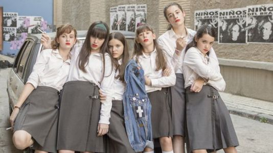 Schoolgirls takes top prize at Goyas by Amber Wilkinson - 2021-03-07 15:29:12