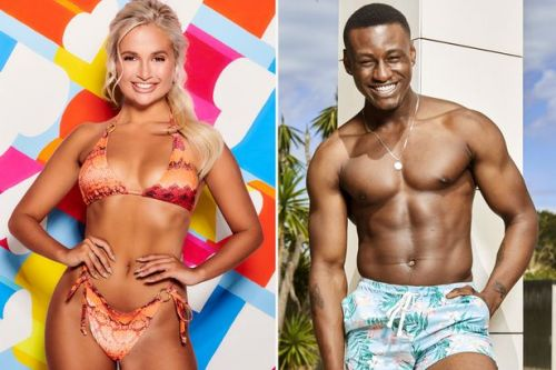 Love Island's Sherif booted off show for 'hurting female star during playfight'