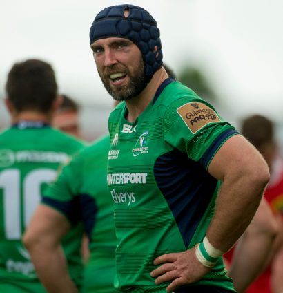 My rugby hero: John Muldoon