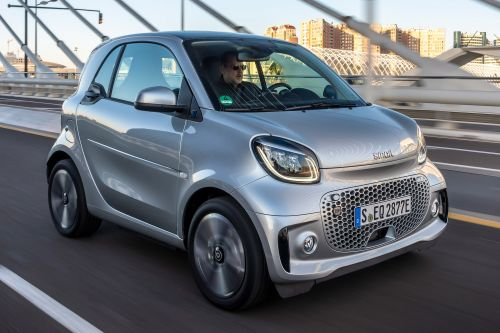 New Smart EQ ForTwo 2020 review