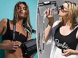 Mother, 35, sells 40,000 of her ingenious water bottle HANDBAG that can fit your phone and cash