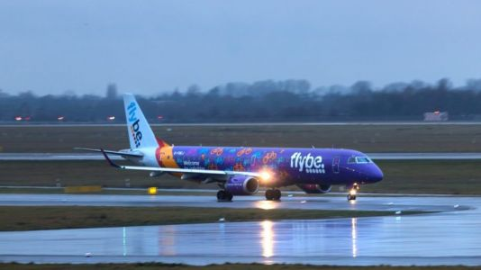 Government could cut domestic APD rate to help save Flybe