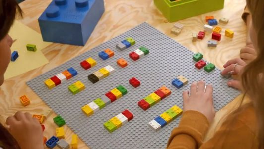 Braille Lego Bricks are Coming to Schools in 2021