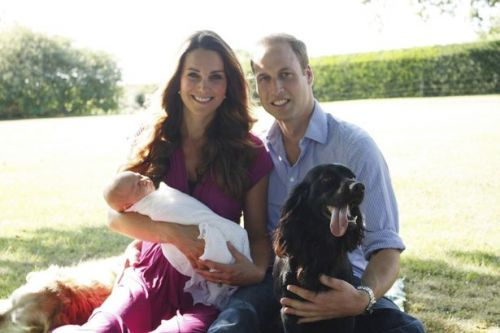 Kate Middleton describes holding George for first time - and William's adorable reaction
