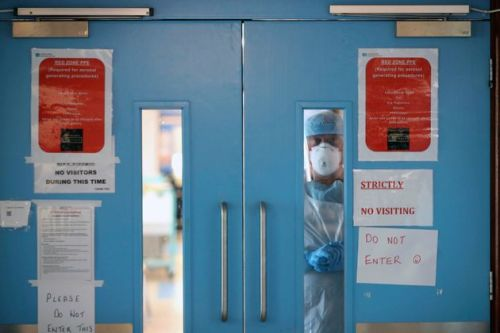 UK Records At Least 115 More Coronavirus Deaths In 24 Hours As Lockdown Eases Further