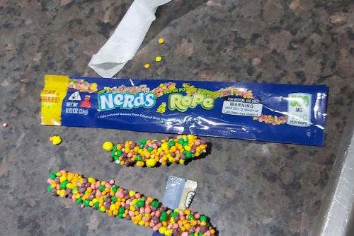 Parents warned after drug bust uncovers Nerd sweets laced with cannabis
