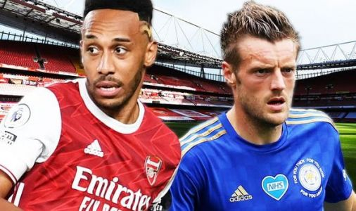 Arsenal vs Leicester City LIVE: Confirmed team news and Premier League score updates