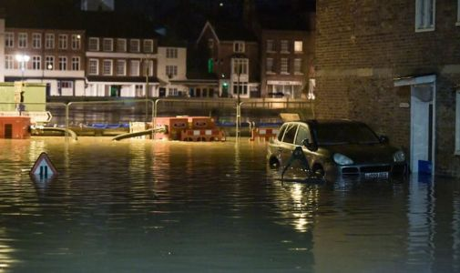 Towns struggle with rising river levels as flood barriers are breached