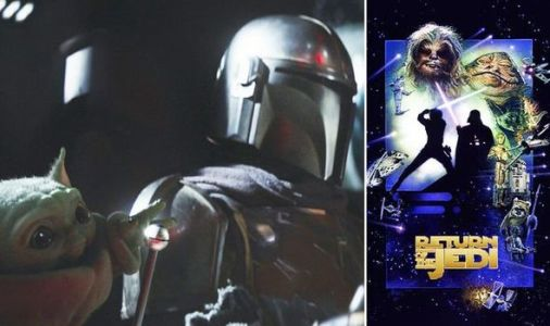 Star Wars Return of the Jedi Easter Eggs: Did YOU spot them in The Mandalorian episode 4?