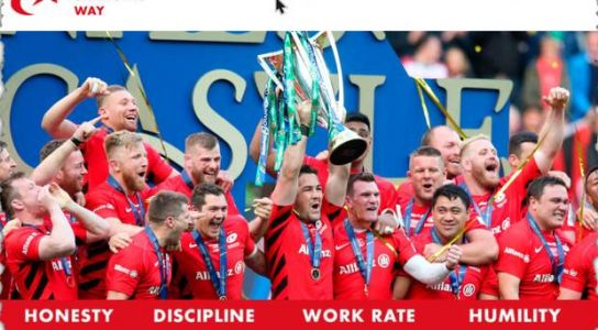 John Laverty: Saracens' hypocrisy has robbed rugby of the moral high ground