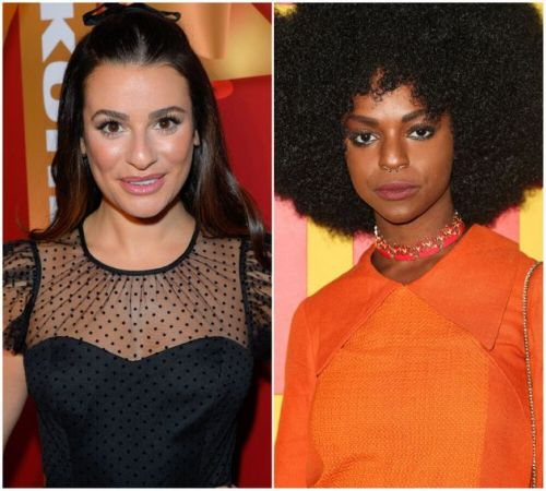 Lea Michele Accused Of Making Glee Co-Star Samantha Ware's Time On Show 'A Living Hell'