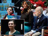 Melania Trump's secret three-year friendship with leukemia patient who is now in remission