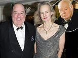TALK OF THE TOWN: Churchill's grandson Nicholas Soames splits from his second wife