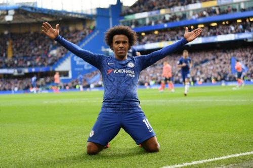 Willian set for European stay but Chelsea exit looks close