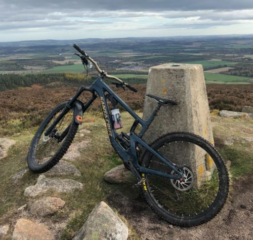 Appeal after expensive mountain bike stolen from Kingswells home